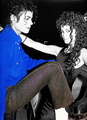 Michael Jackson & Tatiana Thumbtzen♥