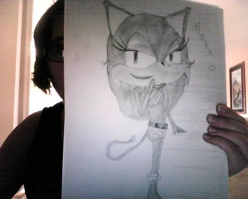 Moka the cat (request)