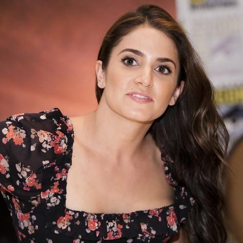 thêm các bức ảnh of Nikki at the Breaking Dawn press conference in San Diego!