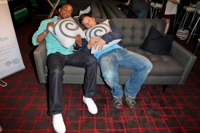 চলচ্চিত্র OD Lounge at 2011 Comic Con