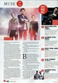 Muse in Q Magazine, August 2011 Edition Scans - muse photo