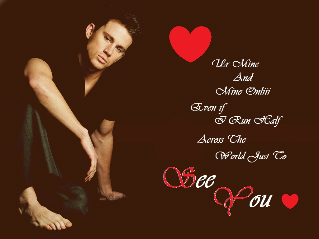 my channing channing tatum wallpaper 24031174 fanpop