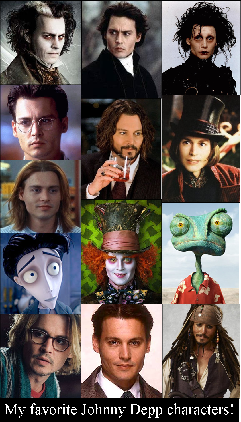 Johnny Depp Images My Favori Characters Hd Fond Décran And