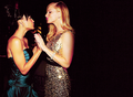 Naya Rivera & Heather Morris - heather-and-naya fan art