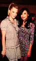Naya Rivera & Heather Morris - heather-and-naya photo
