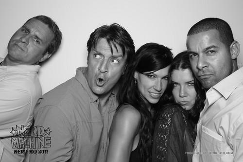 Nerd HQ Comic Con 2011
