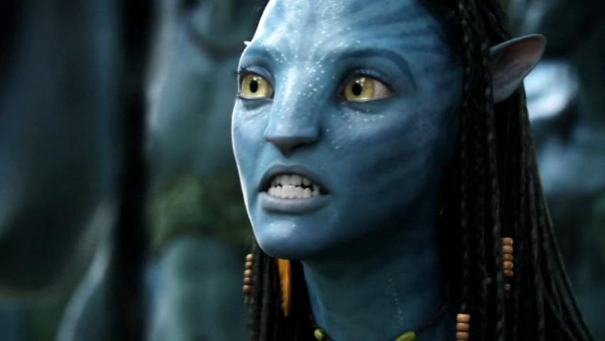 Female movie characters neytiri avatar