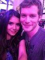 Nina at Comic-Con