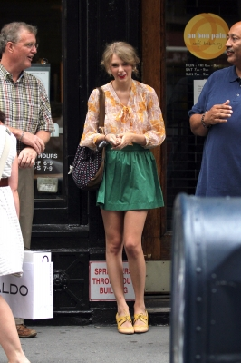 Out In Soho, New York