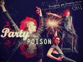 PARTY POISON - my-chemical-romance wallpaper
