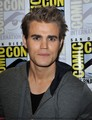 Paul @ Comic Con 2011 - paul-wesley photo