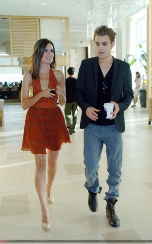 Paul & Torrey @ Comic Con 2011