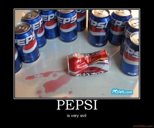 Pepsi is Evil!