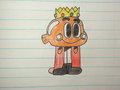 Prince Darwin - the-amazing-world-of-gumball fan art