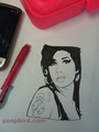 RIP Amy  - amy-winehouse fan art
