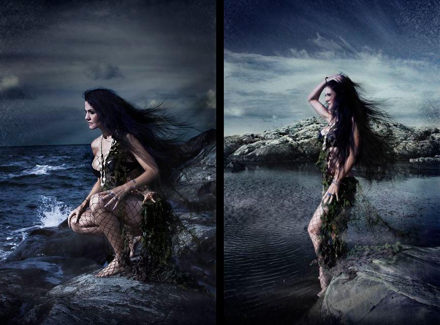 Norse Myth Art Ran Norse-mythology Fan Art