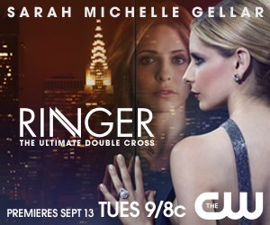 Ringer - Season 1 - Various Posters and other official Artwork