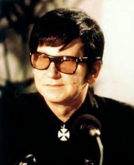 Roy Orbison in the 1980's