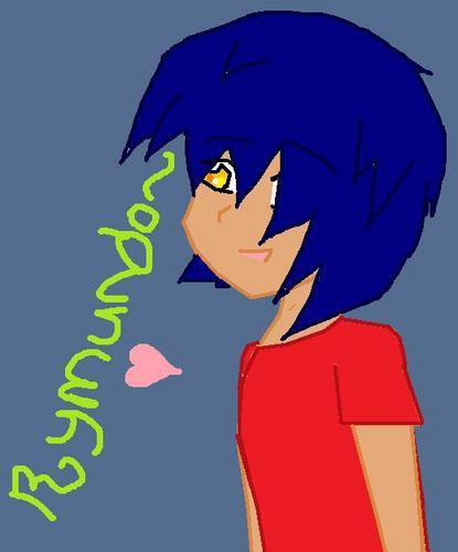 Ry~~ In some.. Random cartoon form.