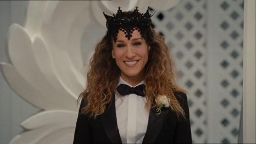 SJP as Carrie