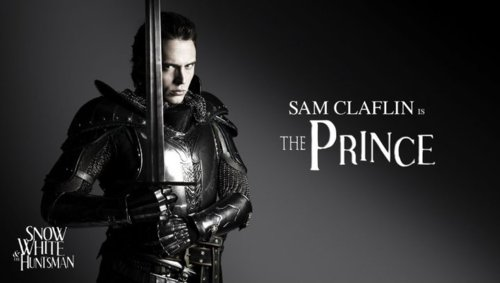 Sam Claflin as The Prince