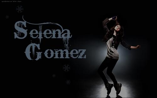 Selena Gomes karatasi la kupamba ukuta - @iagro