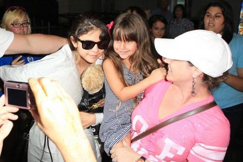 Selena in Miami