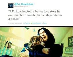 Severus And Lily <3