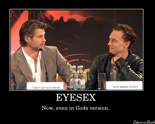 Sex Eyes
