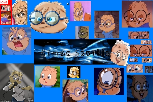 Alvin and the Chipmunks wallpaper probably with anime entitled Simon Rocks!