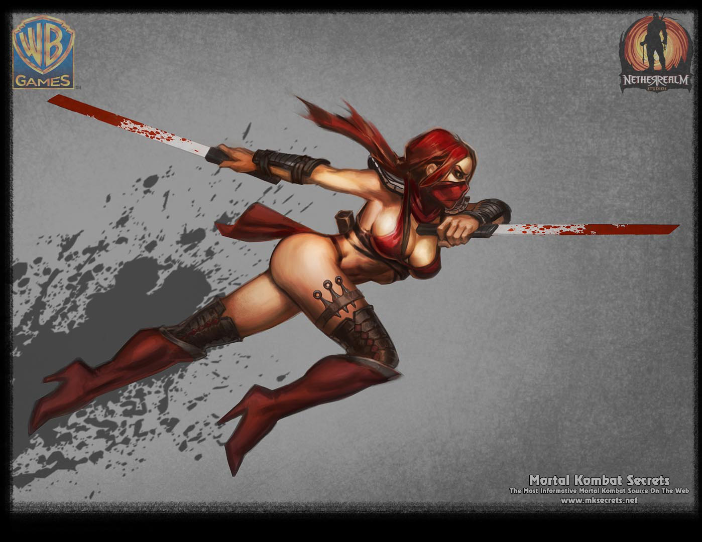 Skarlet - Mortal Kombat Photo (24043689) - Fanpop