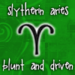 Slytherin Horoscope Icons - slytherin icon
