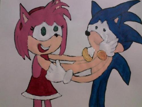 Sonic&Amy