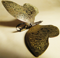 Steampunk Butterfly - steampunk photo