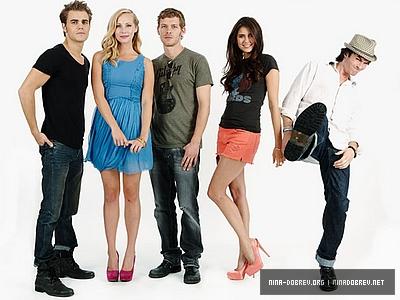 TVD Cast @ 2011 Comic-Con