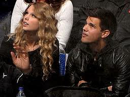 Taylor Lautner and Taylor Swift wallpaper probably containing a portrait titled Tay & Tay