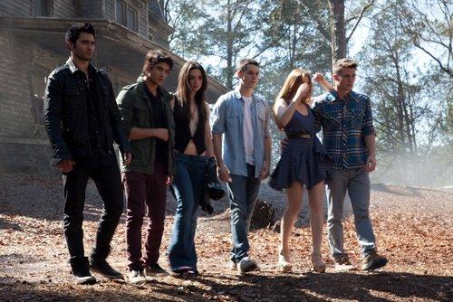 Teen wolf - Cast♥