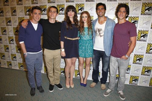 Teen wolf - Comic Con♥
