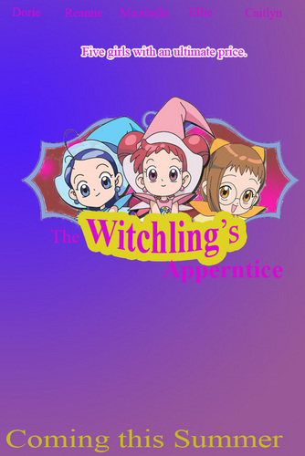 The Witchling's Apprentice Movie Poster