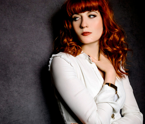 The first picture I ever saw of Florence