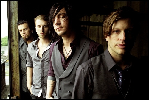 Three Days Grace wallpaper containing a business suit called Three Days Grace