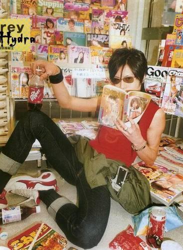 Toshiya foto-foto