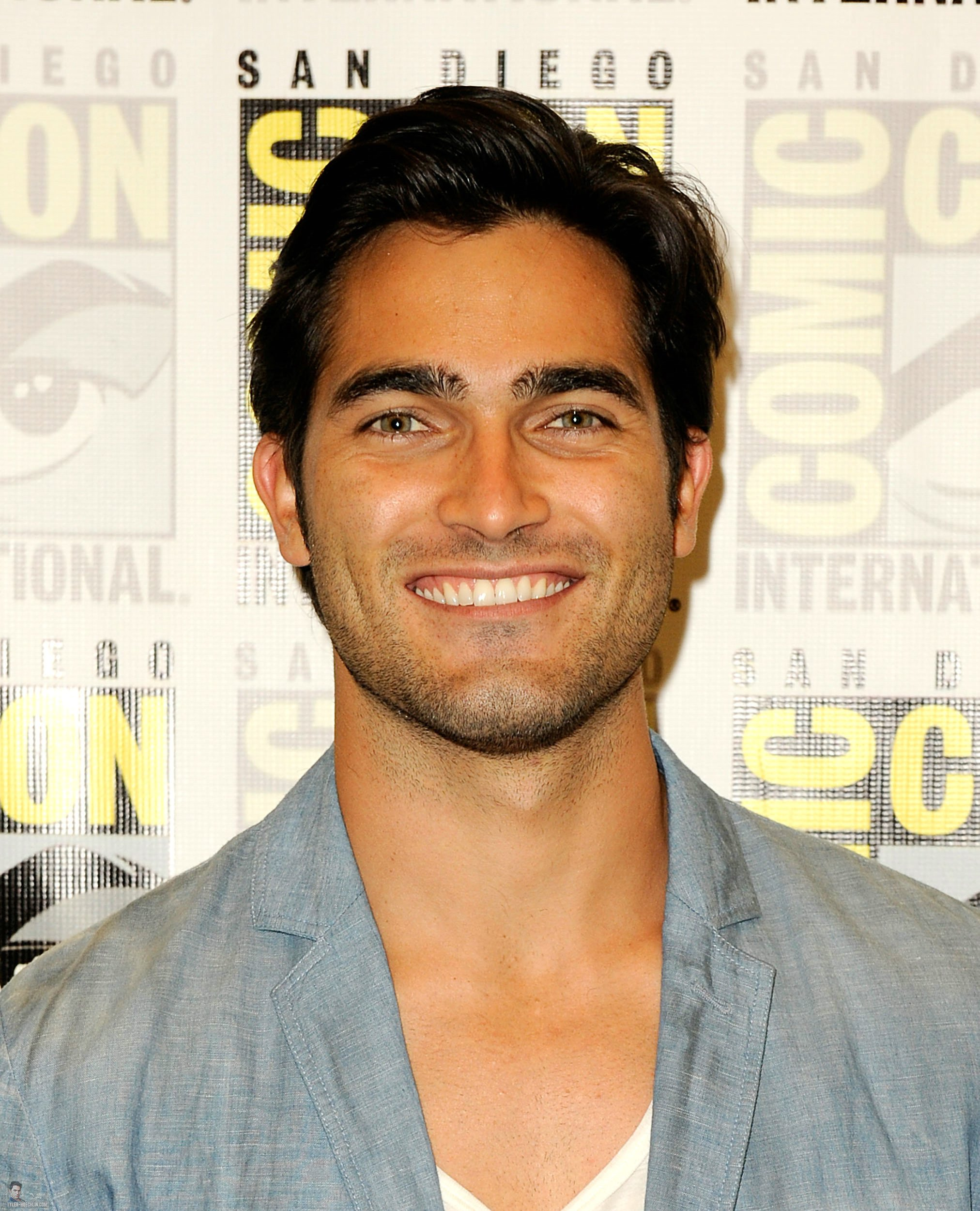 Tyler at Comic Con 2011 for Teen 狼