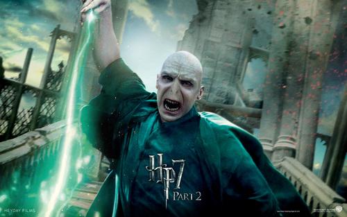 Voldemort - HP7 p2