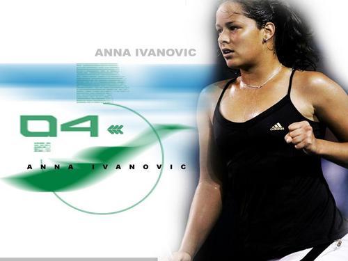 Ana Ivanović in Ana '04