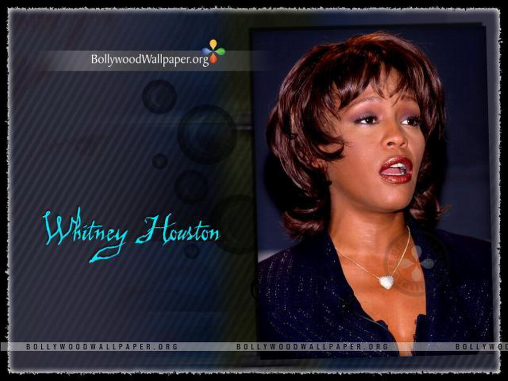 Whitney Houston - Whitney Houston Wallpaper (24094543) - Fanpop