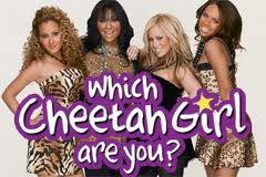 Who's your cheetah?
