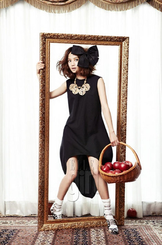 Yoon Seung Ah Elle Girl June 2011