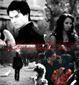 You never told me what it was that made you strong; and what it was that made you weak... - the-vampire-diaries-couples fan art