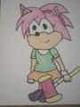 Young Amy Rose - amy-rose screencap